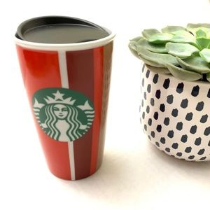 Starbucks Ceramic Tumbler